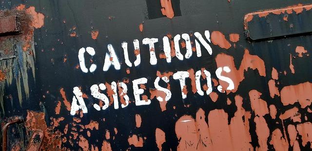 Asbest verwijderen – Schakel een professional in