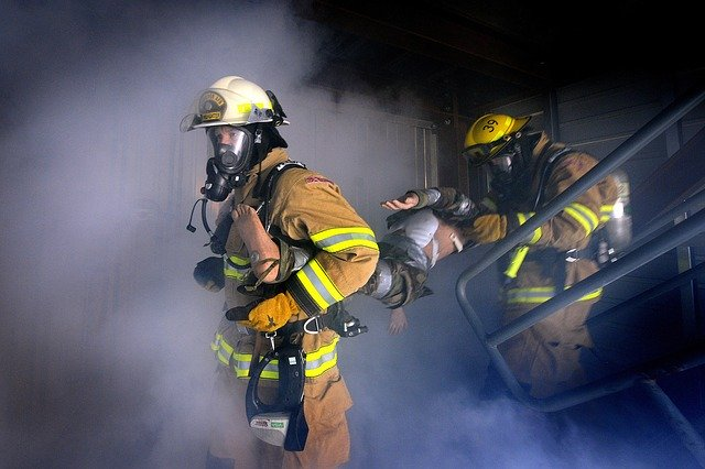 verschil tussen een Industriële en Rijksgediplomeerde brandwacht