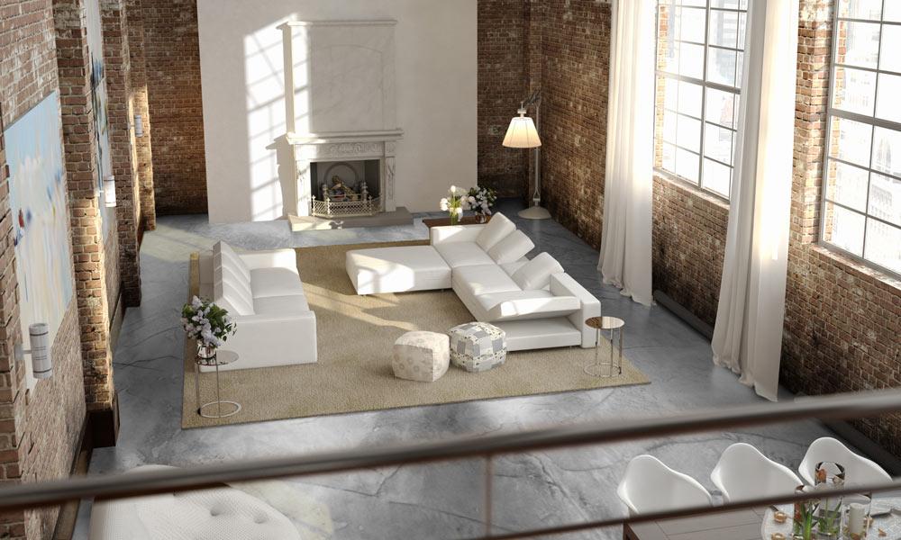 Een betonlook gietvloer, wat zijn de voor- en nadelen?