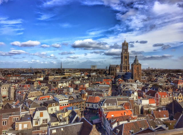 droomwoning centraal in Nederland