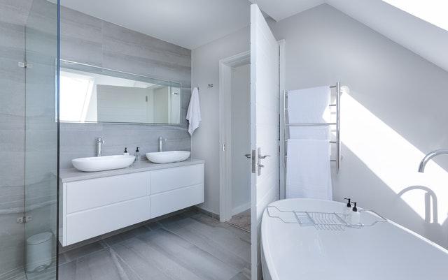 badkamer onderhouden